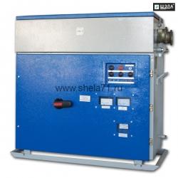 Выключатель рудничный типа ВР-250Р-ДУ -УХЛ5. С функцией дистанционного управления. Исполнение РН1. Степень защиты IP54