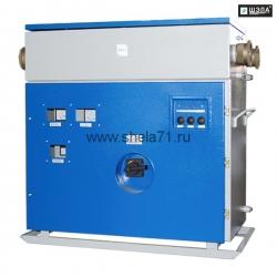 Выключатель рудничный типа ВР-400(630)Р-РУ-УХЛ5. Совмещенный с реле утечки тока. Исполнение РН1. Степень защиты IP54 .