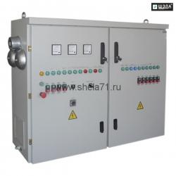 Станция управления мобильным дробильно-сортировочным комплексом ДРО-755-УХЛ5 Исполнение РН1. Степень защиты IP54.
