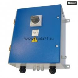 Пускатель ручной шахтный типа ПРШ-16А УХЛ5. Исполнение РН1. Степень защиты IP54.