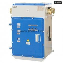 Выключатель рудничный типа ВР-400(630)Р-РУ-ПП -УХЛ5. Совмещенный с реле утечки тока в корпусе повышенной прочности. Исполнение РН1. Степень защиты IP54.