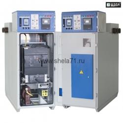 Комплектное распределительное устройство КРУ-РН-6-ВВ-УХЛ5. Изготовленное на базе Вакуумного выключателя «Evolis» и микропроцессорной защиты типа «Sepam+1000»