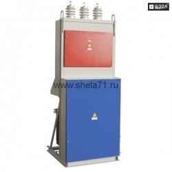 Комплектная трансформаторная подстанция мачтовая типа КТПм-40-160кВА 6(10)кВ УХЛ1