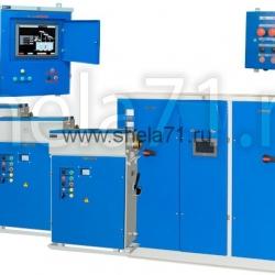 Автоматизированная система управлевния зумпфового водоотлива насосной установки с 3-мя насосными агрегатами