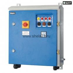 Аппарат осветительный шахтный типа АОШ-0,8кВА-1Ф-660-380/220-127-36В Исполнение РН1. Степень защиты IP54.