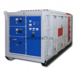 Комплектная трансформаторная подстанция рудничная типа КТП-РН-160-250-400-630кВА 6/0,4-0,69кВ УХЛ5 Исполнение РН1. Степень защиты IP54.