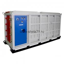 Комплектная трансформаторная подстанция рудничная типа КТП-РН-160-250-400-630кВА 6/0,4-0,69кВ УХЛ5 в комплекте с РУНН- 0,4-0,69кВ. Исполнение РН1. Степень защиты IP54.