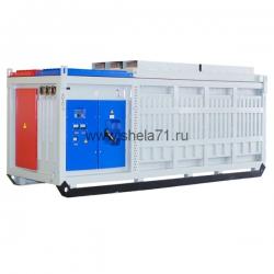 Комплектная трансформаторная подстанция рудничная типа КТП-РН-1250кВА 6/0,4-0,69кВ УХЛ5. Исполнение РН1. Степень защиты IP54