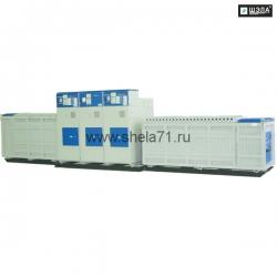 Рудничная подстанция 2хКТП-РН-1250кВА УХЛ5. Исполнение РН1. Степень защиты IP54