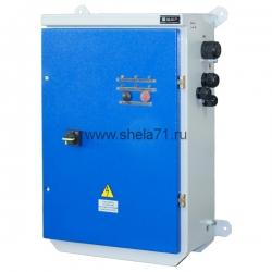 Пускатель рудничный автоматизации типа ПРА-10-25-40 УХЛ5. Исполнение РН1. Степень защиты IP54. Навесного исполнения .