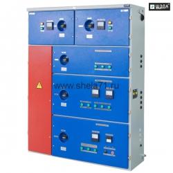 Модуль универсального питания МУП-РН 2х63в составе Ш-АВР-2х63А; АОШ-1Ф-4,5кВА-660-380/220-127-36-24AC/DC; АОШ-5,0-3Ф-660-380/220-127-36В; АОШ-5,0-3Ф-660-380/220-127-36В.