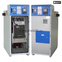 Комплектное распределительное устройство КРУ-РН-6-ВВ-УХЛ5. Изготовленное на базе Вакуумного выключателя «VF-12» и микропроцессорной защиты типа «Sepam+1000»