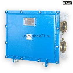 Коробка соединительная рудничная типа КСР-400 (630) УХЛ5 в корпусе повышенной прочности. Исполнение РН1. Степень защиты IP54.400-630А 690В.