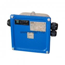 Муфта соединительная типа МТ-1 УХЛ5 36В 63А и коробка соединительная рудничная типа КСР-63 УХЛ5 63А, 690В. Исполнение РН1. Степень защиты IP54.