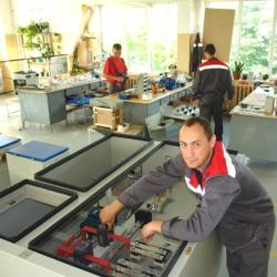 ШЭЛА - Производственный корпус- Электромонтажный цех№2