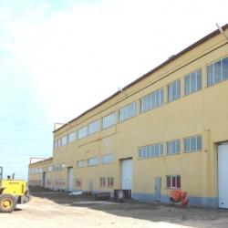 ШЭЛА Производственный корпус- Электромонтажный цех№3- стадия завершения строительства