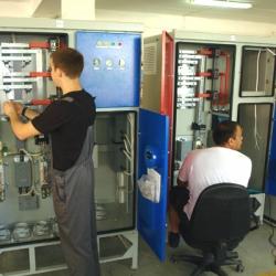 ШЭЛА Производственный корпус- Электромонтажный цех№2- Пусконаладочный участок №1