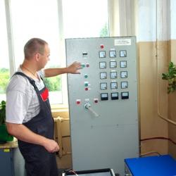 ШЭЛА Производственный корпус- Электромонтажный цех№2- участок испытаний трансформаторов АОШ
