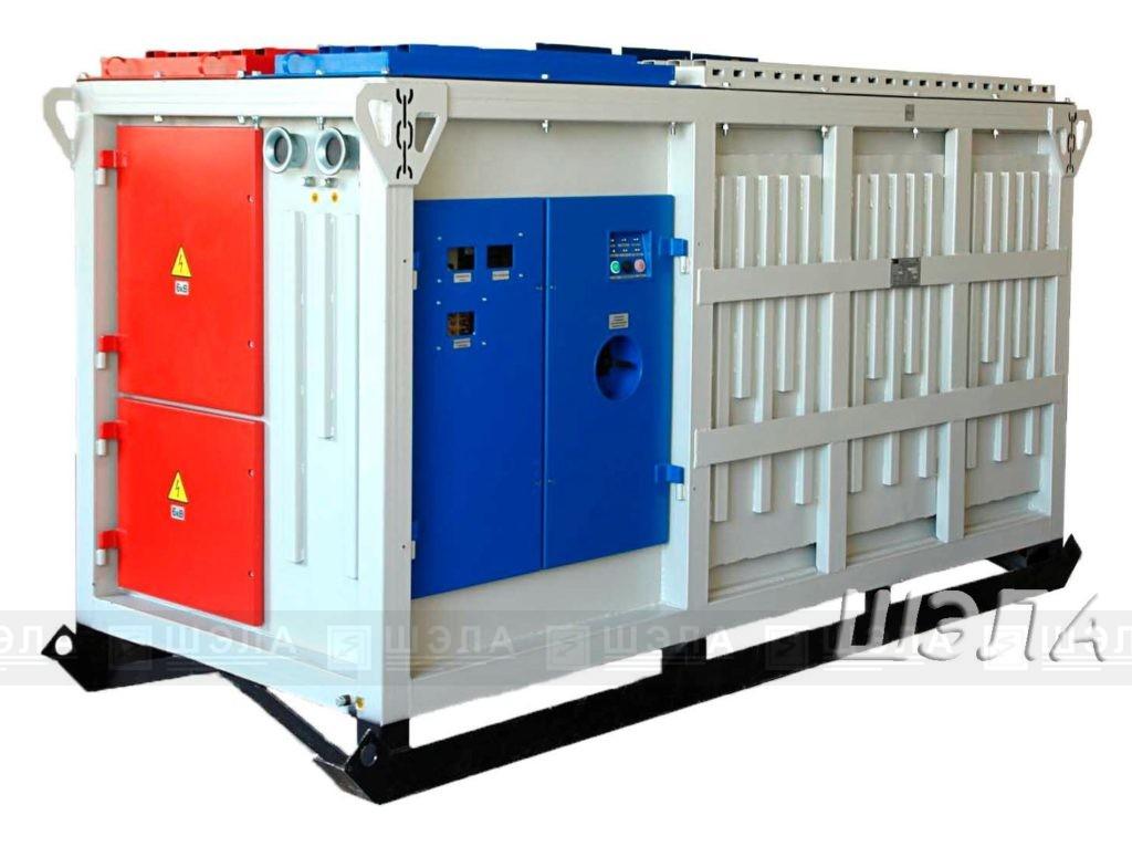 комплектная трансформаторная подстанция рудничная, комплектная трансформаторная подстанция карьерная, КТП-РН