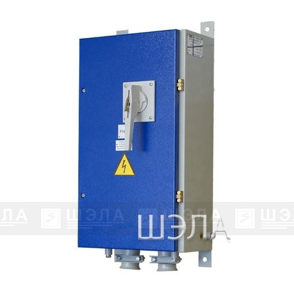 Выключатель рудничный постоянного тока, ВАРП 500