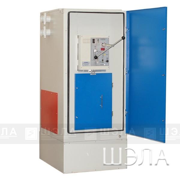 Комплектные распределительные устройства с применением выключателей нагрузки, КРУ-РН-6-ВНТ