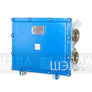коробка соединительная рудничная, КСР-ПП