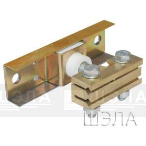 Троллеедержатель ТКП, подвес контактного провода ПКС, зажим контактного провода ЗКП