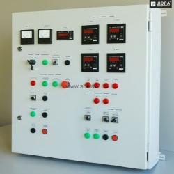 Пульт дистанционного управления конусной дробилкой КИД-1200