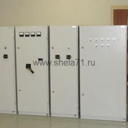Типовой набор электрощитового оборудования для электроснабжения и автоматизации Дробильно-сортировочных комплексов