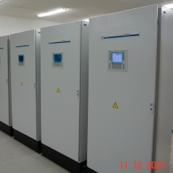 Водоотливные установки - шкафы управления