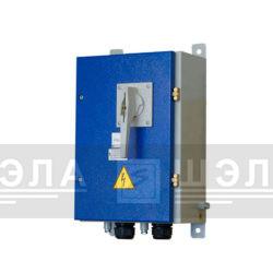 Выключатель рудничный постоянного тока ВАРП 250