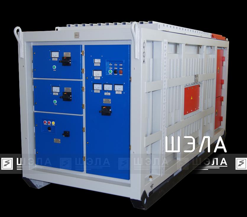 комплектные трансформаторные подстанции рудничные, КТПРН