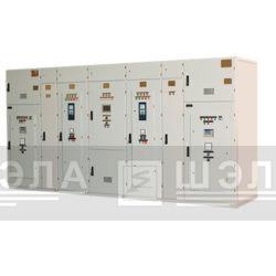 Комплект электрооборудования плавного пуска высоковольтных электродвигателей типа КППВЭ-6Комплект электрооборудования плавного пуска высоковольтных электродвигателей типа КППВЭ-6