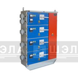 Шкафы распределительные рудничные переменного тока типа ШР-ПП-63…ШР-ПП-1600