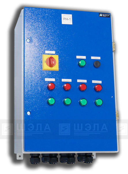 Блок управления светофорами БУС-4
