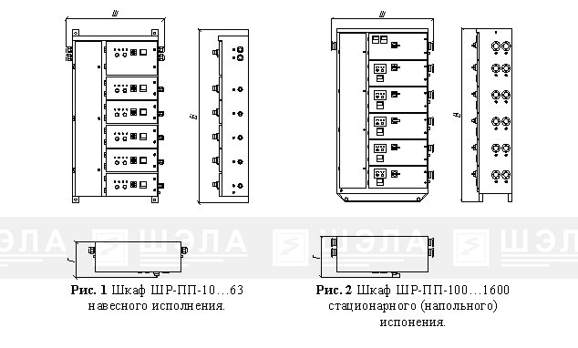 ШР-ПП-10...630