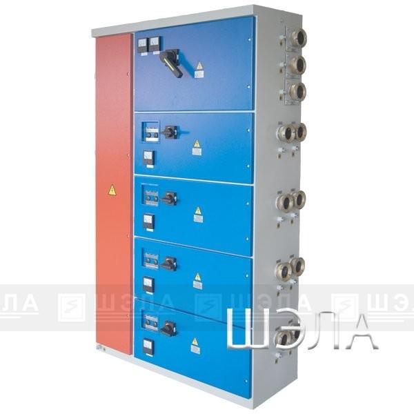 Шкаф распределительный рудничный переменного тока, ШР-ПП