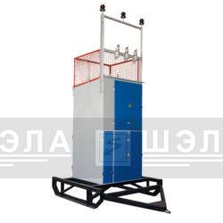 Ячейка карьерная наружной установки отдельно стоящая ЯКНО-6(10)кВ