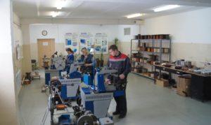 Производственный участок тороидальных трансформаторов