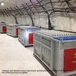 тяговые трансформаторные подстанции преобразовательные типа ТСП-160кВА 6/0,23 РН-1 IP54