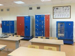 Учебный класс на оборудовании ШЭЛА в Кировске филиал МАГУ