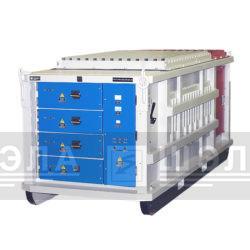 Комплектная трансформаторная подстанция рудничная типа КТП-РН 10-1600 кВА
