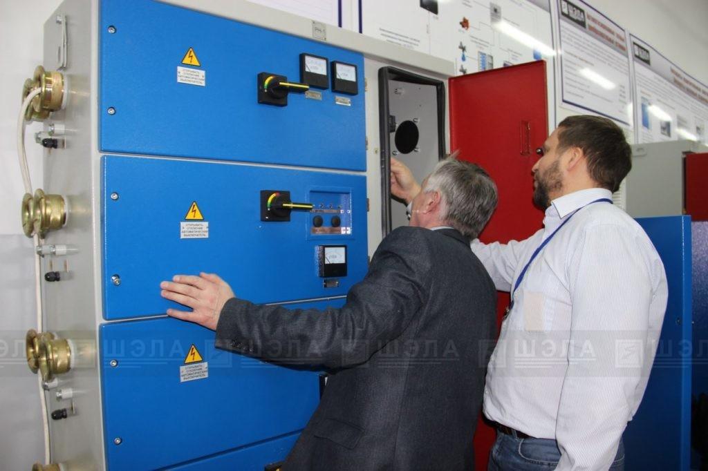 Электрооборудование ШЭЛА в учалинском колледже горной промышленности