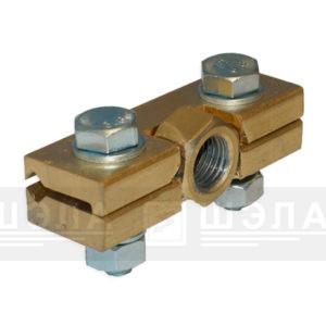 Зажим для крепления контактного провода ЗКП-1-У1