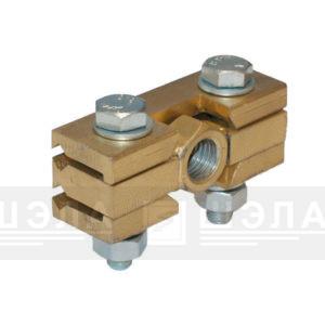 Зажим для крепления контактного провода ЗКП-2-У1