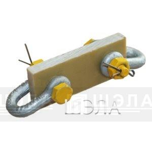 изолятор пряжечный, изолятор ИП, Изолятор пряжечный ИП, изолятор контактной сети