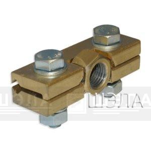Зажим для крепления контактного провода ЗКП, Зажим контактного провода, ЗКП