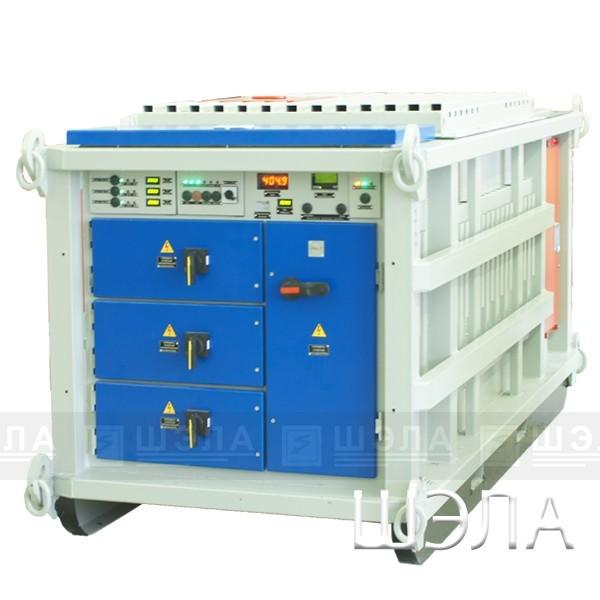 Комплектная трансформаторная подстанция типа КТП-РН-10÷1600-6/0,4(0,69)кВ