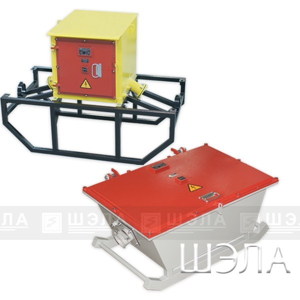 Коробка соединительная рудничная КСР-6(10)-400..630