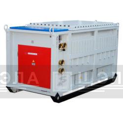 Комплектная трансформаторная (тяговая преобразовательная) подстанция рудничная ТСП (КТП-РН) 160, 400 кВА